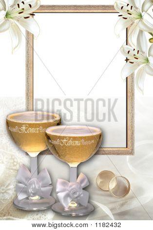 Wedding Greeting Card 1