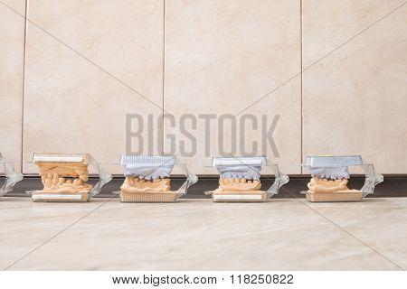 Dental Casting Gypsum Models Plaster