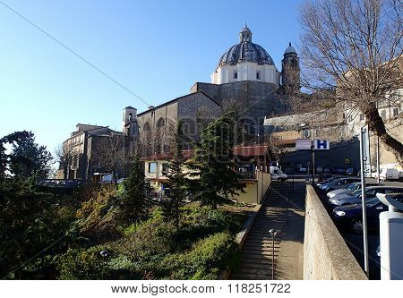 Basilica Of Santa Margherita, Montefiascone Cathedral, Italy