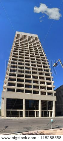 Skyscraper in Phoenix Downtown, AZ