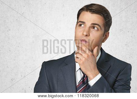 Thinking Man.