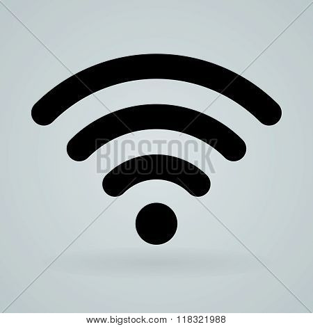 Wireless Technology Symbol Icon
