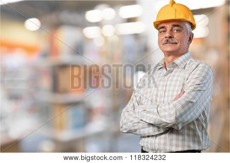 Construction Worker.
