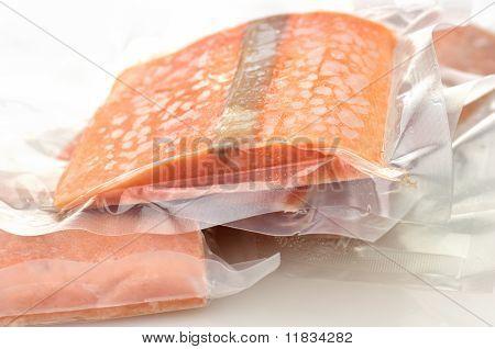 filetti di salmone