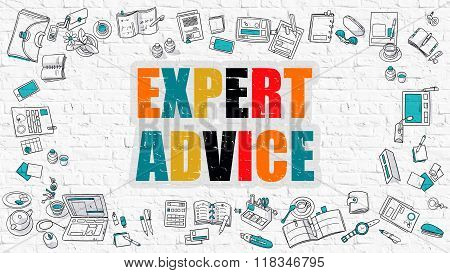 Expert Advice on White Brick Wall.