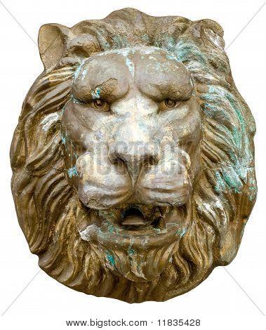Lion Mask.
