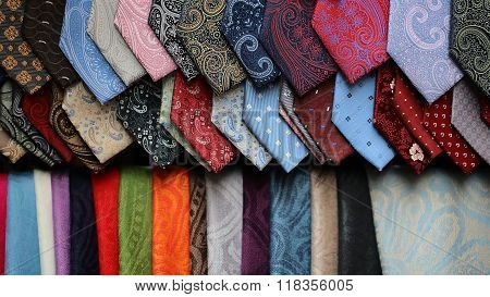 Different Neckties Scarfs For Sale