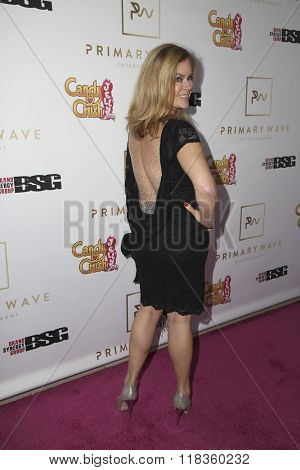 LOS ANGELES - FEB 14:  Jill Whelan at the Primary Wave 10th Annual Pre-GRAMMY Party at the London West Hollywood on February 14, 2016 in West Hollywood, CA