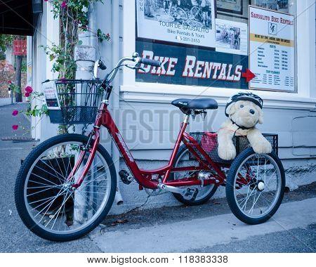 Sausalito Bike Rentals