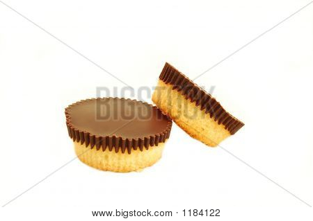 Chocolate Coated Fairycakes