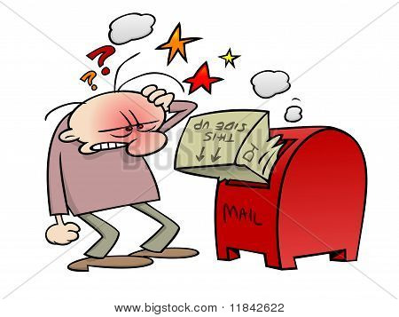 Mailbox problems