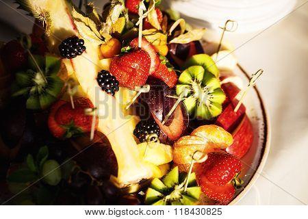 Fruit fresh salad