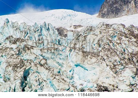 Harding Icefield And Northwestern Glacier