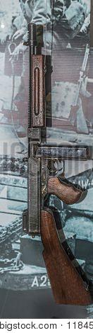 Submachine Gun Thompson