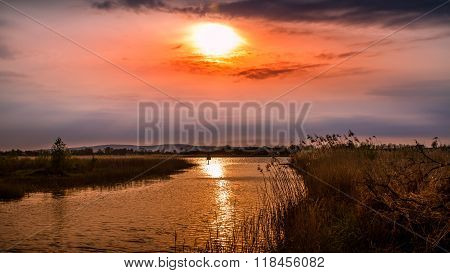 Sunset Ireland