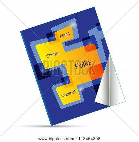 Vector Portfolio Book