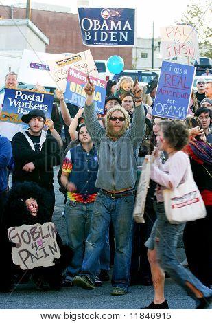 Palin Demonstration