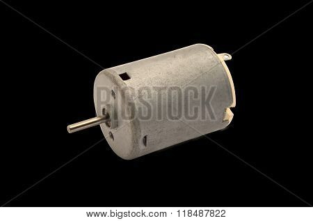 Old DC Motor Isolated