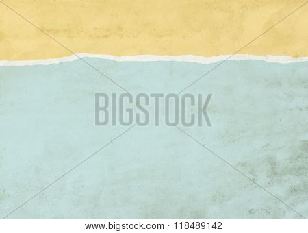 Dirty Stained Paper Background