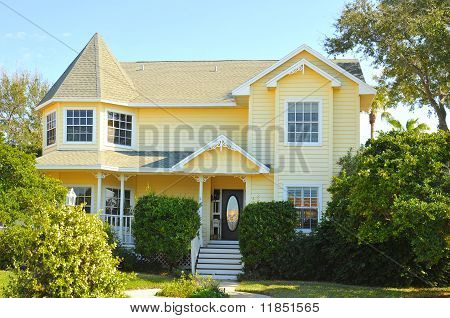 New Victorian home