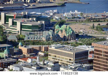 Gare du Palais, Quebec City Terminal, Canada