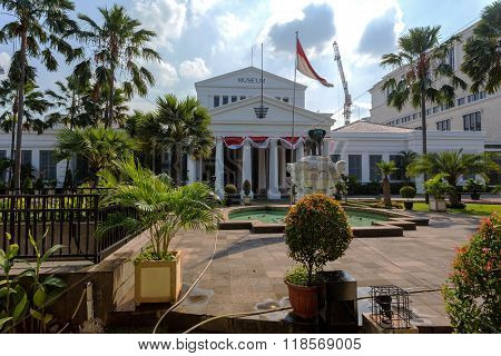 The National Museum Of Indonesia, Jakarta