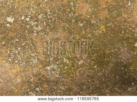 Old Rusty Metal Texture.
