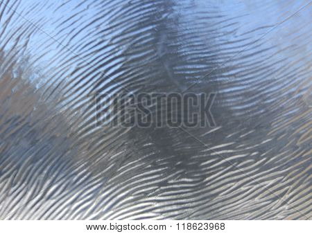 frosted glass abstract background texture