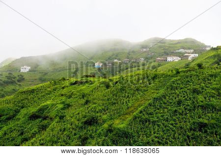 Homes And Mountaintop Farming