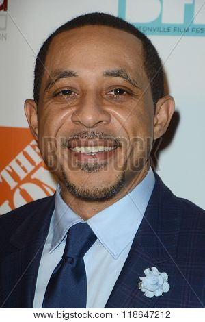 LOS ANGELES - FEB 10:  Dale Godboldo at the African American Film Critics Association 7th Annual Awards at the Taglyan Complex on February 10, 2016 in Los Angeles, CA