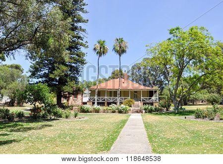 Azelia Ley Homestead: Manning Estate
