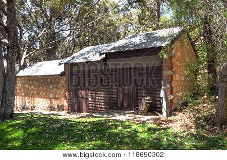 Azelia Ley Homestead: Historic Limestone Construction