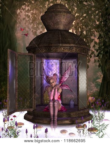 Fairy Rhea