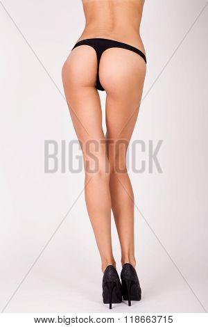 Beautiful Female Tiny Legs