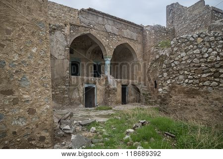 Old building in Iraq