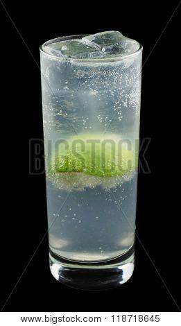 Gin Rickey drink