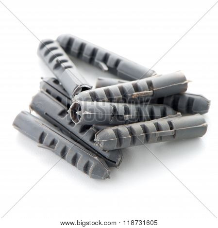 Grey Plastic Dowels