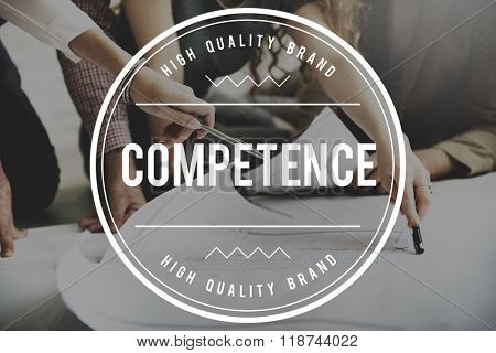 Competence Skill Ability Performance Expertise Concept