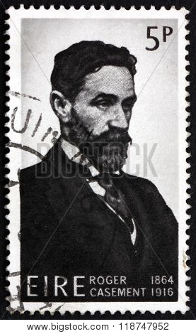 Postage Stamp Ireland 1966 Roger Casement