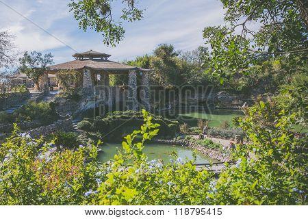 Japanese Tea Garden Pavillion