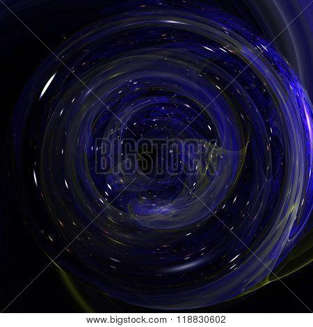 Fractal Sphere Pattern