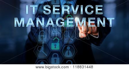 Manager Pushing It Service Management