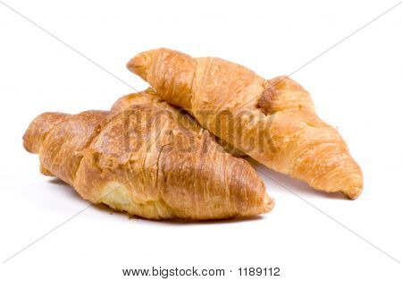 Croissants From The Bakershop