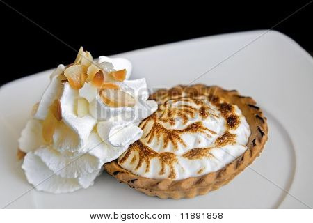 Lemon Cream Pie (individual portion)