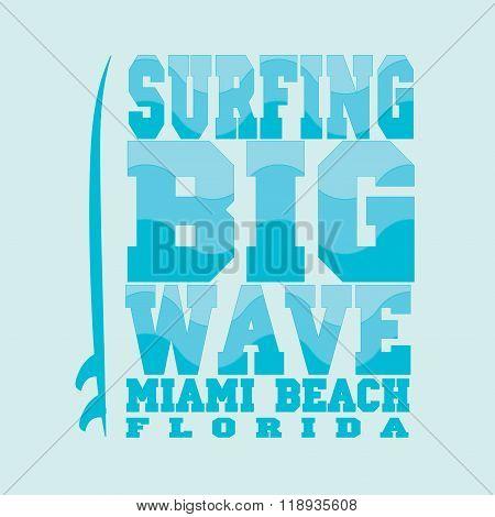 surfing, Miami Beach, Florida
