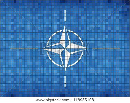 Flag Of Nato.eps