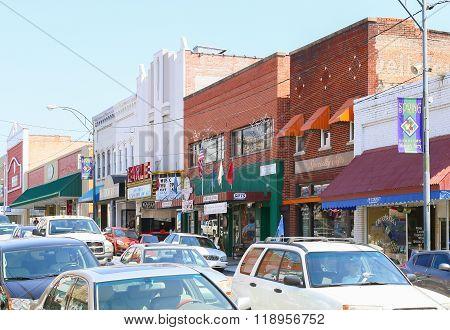 Main Street Mount Airy