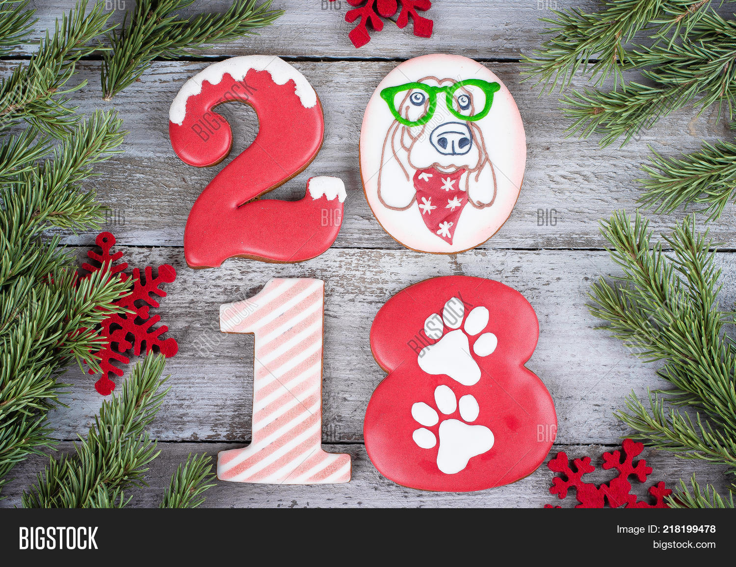 Christmas Cookies Image Photo Free Trial Bigstock