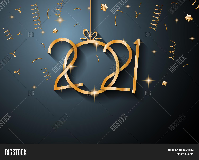 2021 Happy New Year Image & Photo (Free Trial) | Bigstock