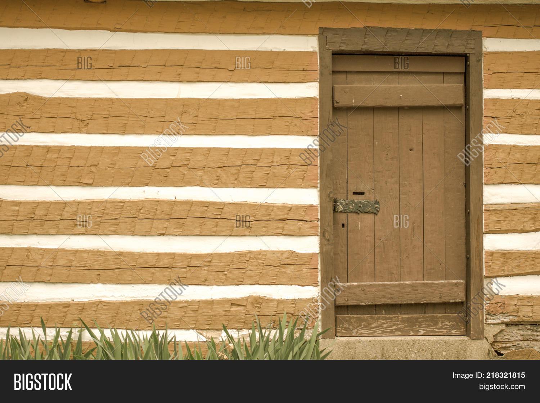 Log Cabin Exterior Image Photo Free